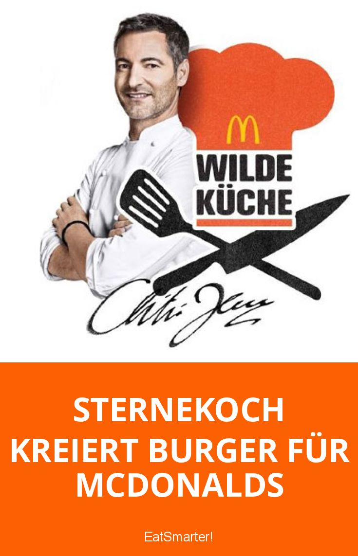 Christian Henze Bei Mcdonalds Eat Smarter