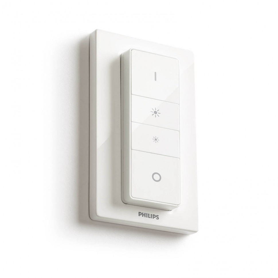 Philips Hue Dimmer Switch 50694300 For Hue Lighting System Genuine New Ebay - Hue Switch