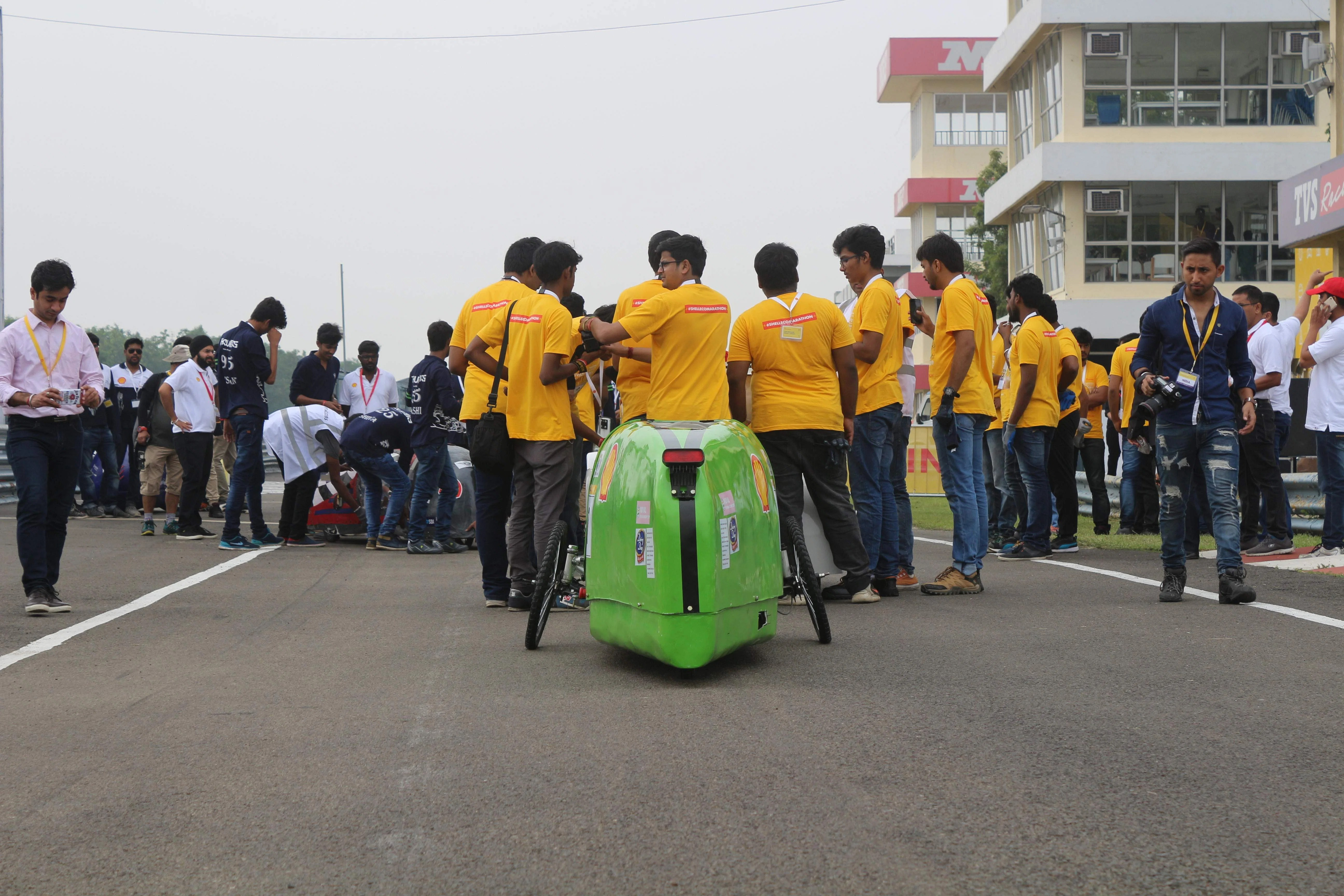 Most Economical Cars To Run Shell Eco Marathon 2018 Chennai Shell Global Fuel
