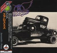 Aerosmith Pump Japanese CD album (CDLP) (352398)
