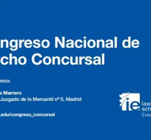 V Congreso Nacional de Derecho Concursal