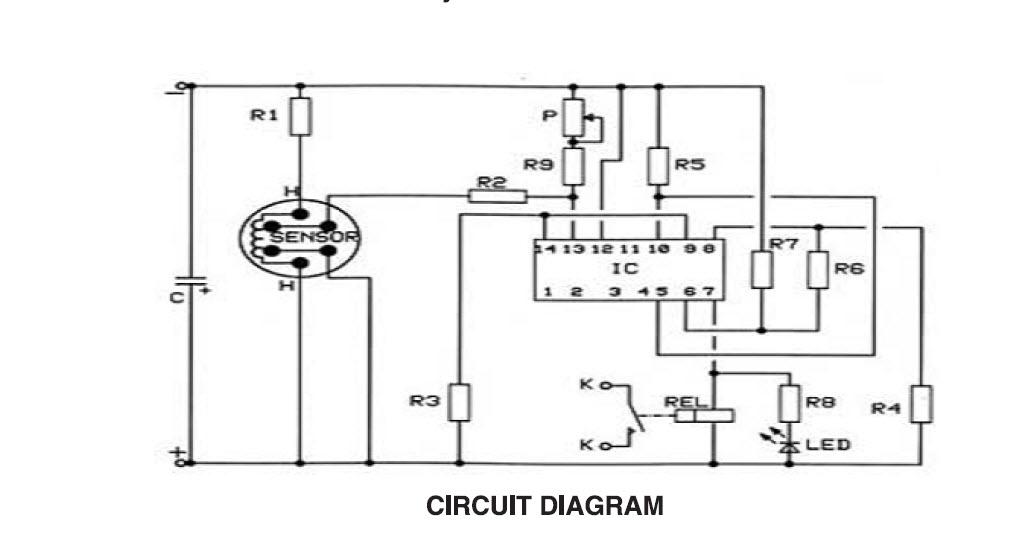 thread fire alarm circuit board