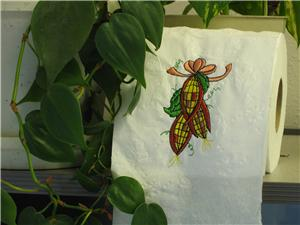 Embroidery On Toilet Paper Embroidery Designs