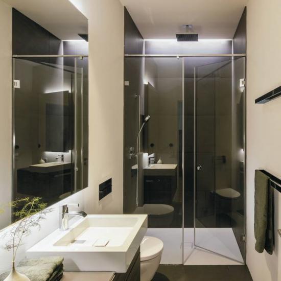 Bad ohne Fenster? 4 Tipps für innenliegende Badezimmer - Emero Life - badezimmer ohne fenster