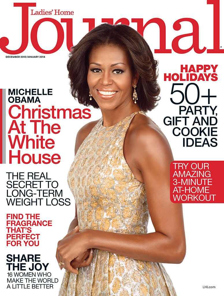ladys home journal magazine