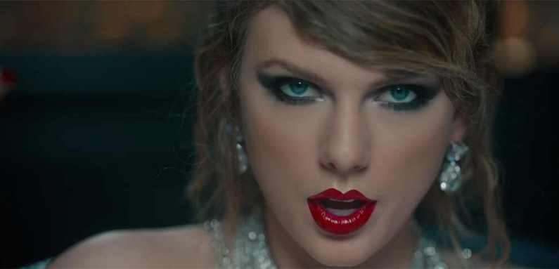 taylor swift nuevo single look what made video videoclip