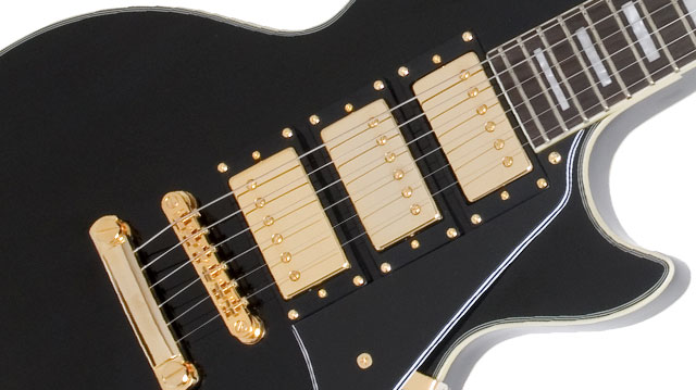 Epiphone Les Paul Black Beauty 3