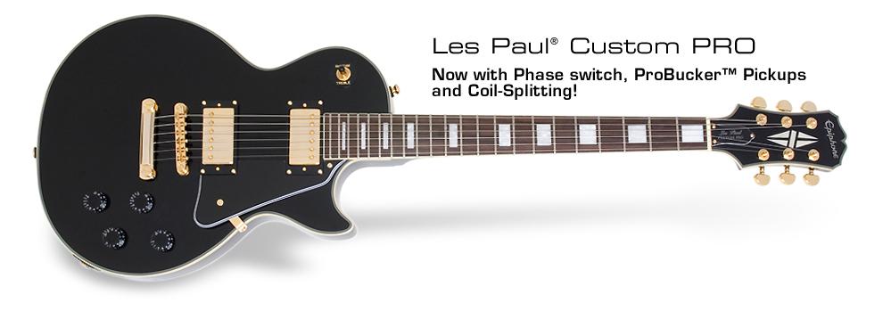 Epiphone Les Paul Custom PRO