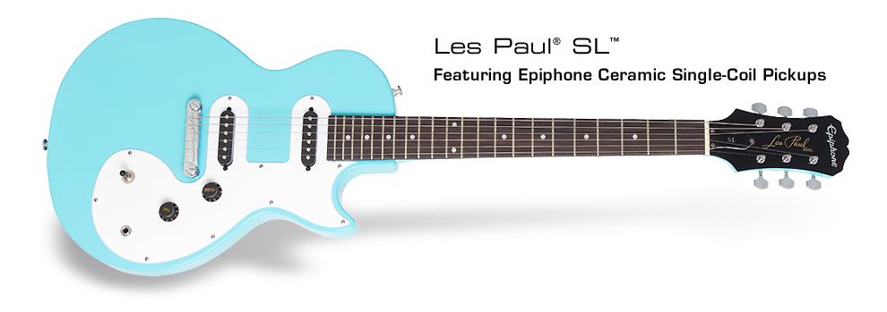 Epiphone Les Paul SL™ Electric Guitar