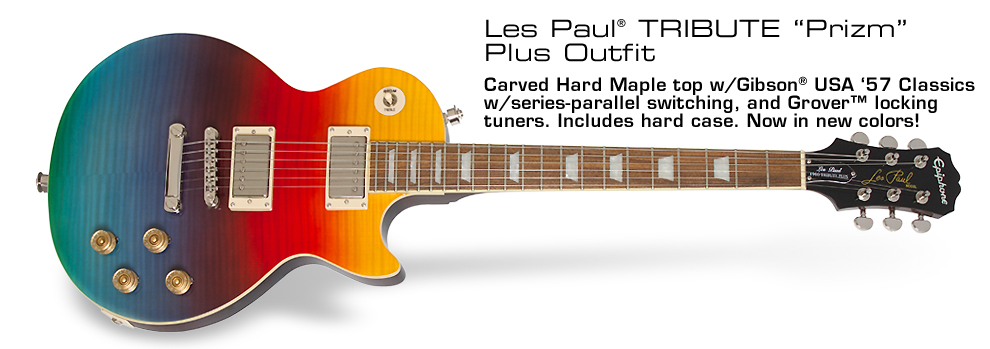 Epiphone Tribute Les Paul Standard