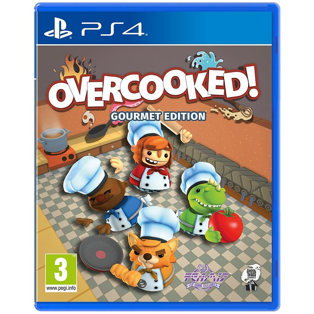 Giochi Di Cucina Per Ps4 Sold Out Publishing Ps4 Overcooked