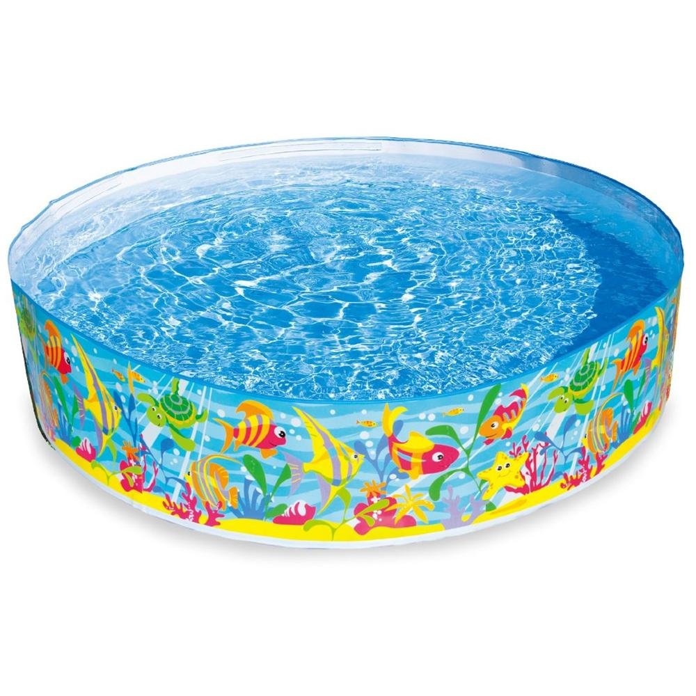 Piscina Rigida Intex Piscina Rigida Baby Oceano 138x38 Cm