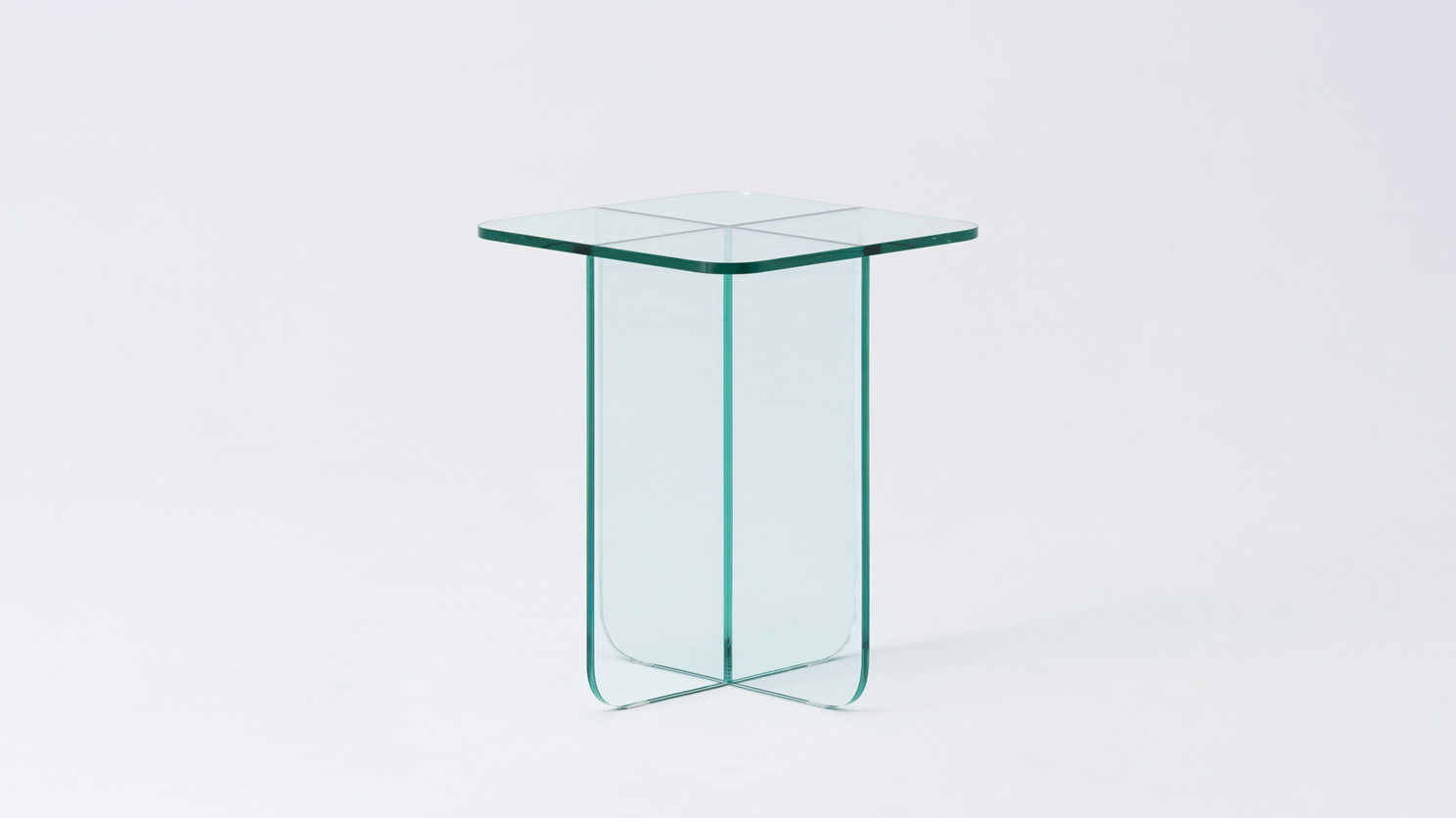 But Table Verre Verre End Table Eq3