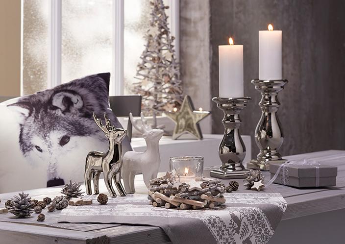 Weihnachtsdeko - Grose wohnzimmerlampe ...