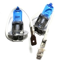 H3 55w Super White Xenon Upgrade HID Front Fog Lamp Light