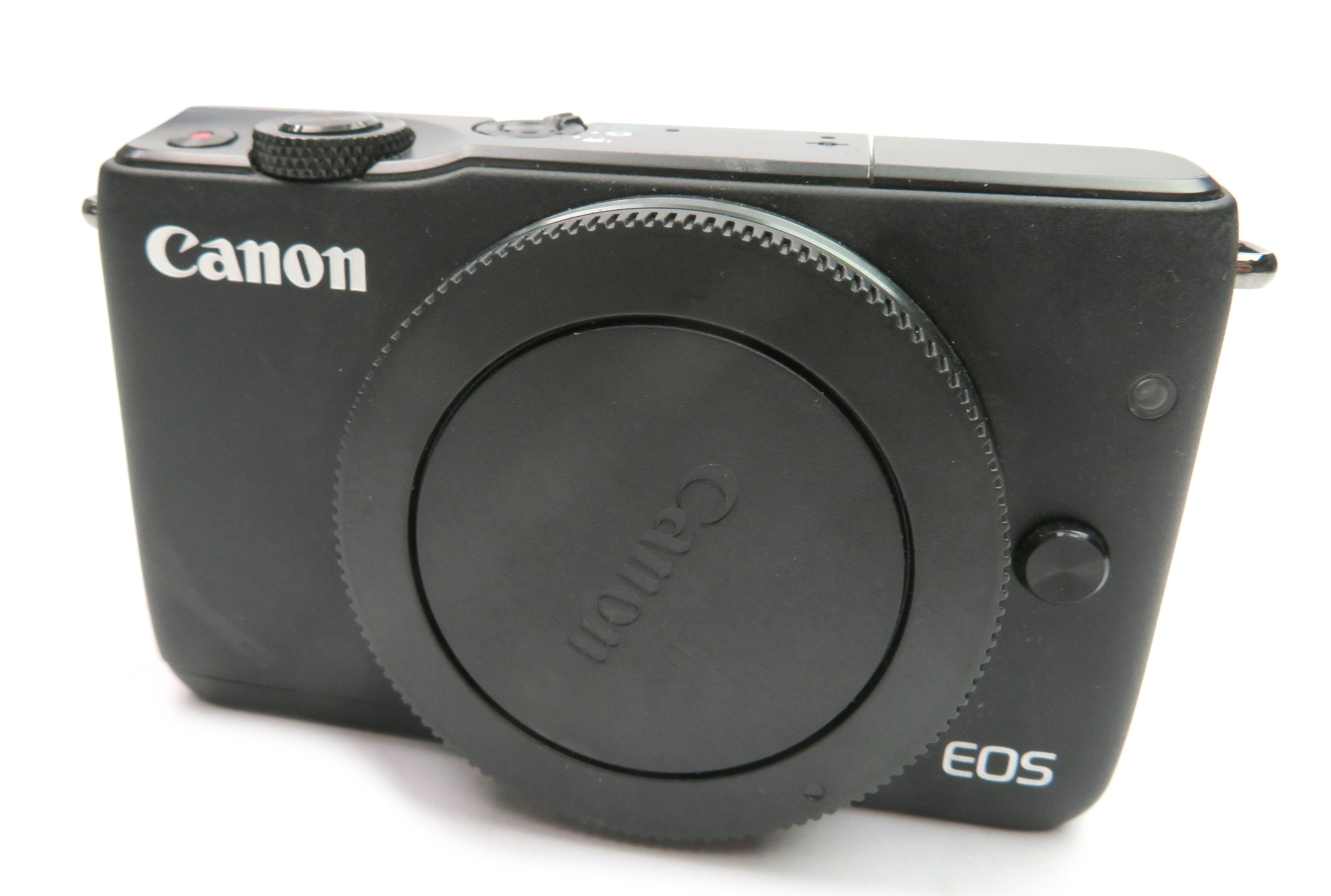 Canon Eos M10 Canon Eos M10 Aps C Digital Camera Body Only Black Sn