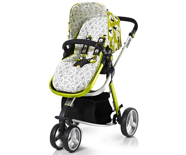 Newborn Buggy Ireland Cosatto Giggle 3 In 1 Travel System Buggy Changing Bag