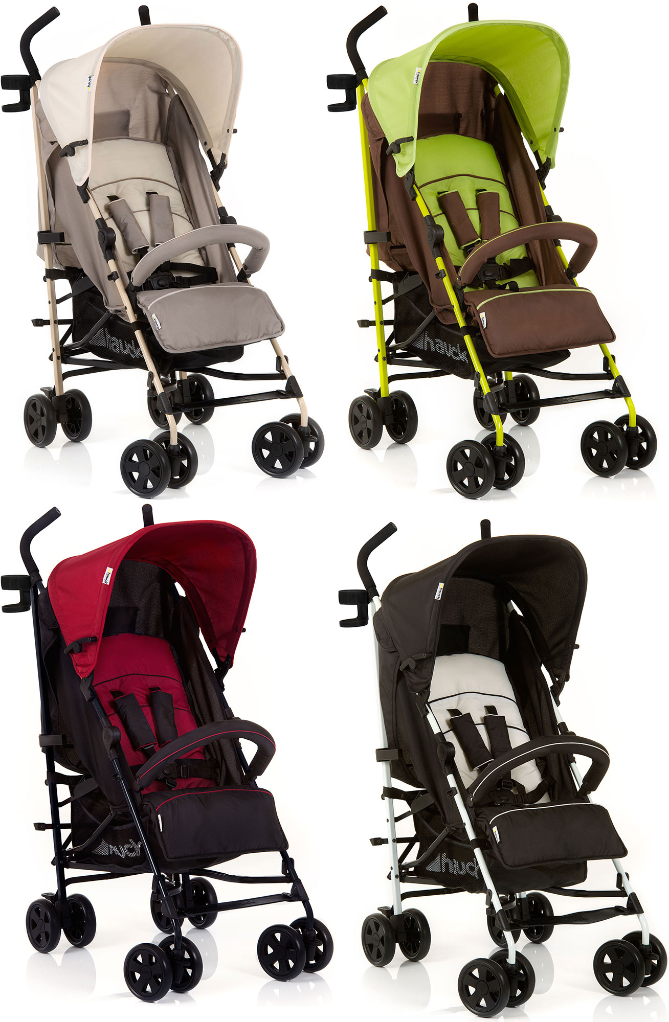 Double Pushchair Aldi Hauck Speed Plus Buggy Pushchair Stroller Cup Holder Baby