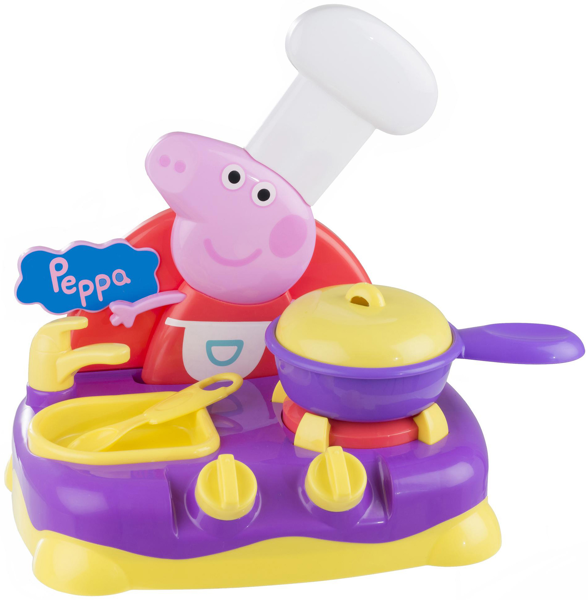 Cuisine Peppa Pig Peppa Pig Sing Along Kitchen Toddler Child Pretend Play