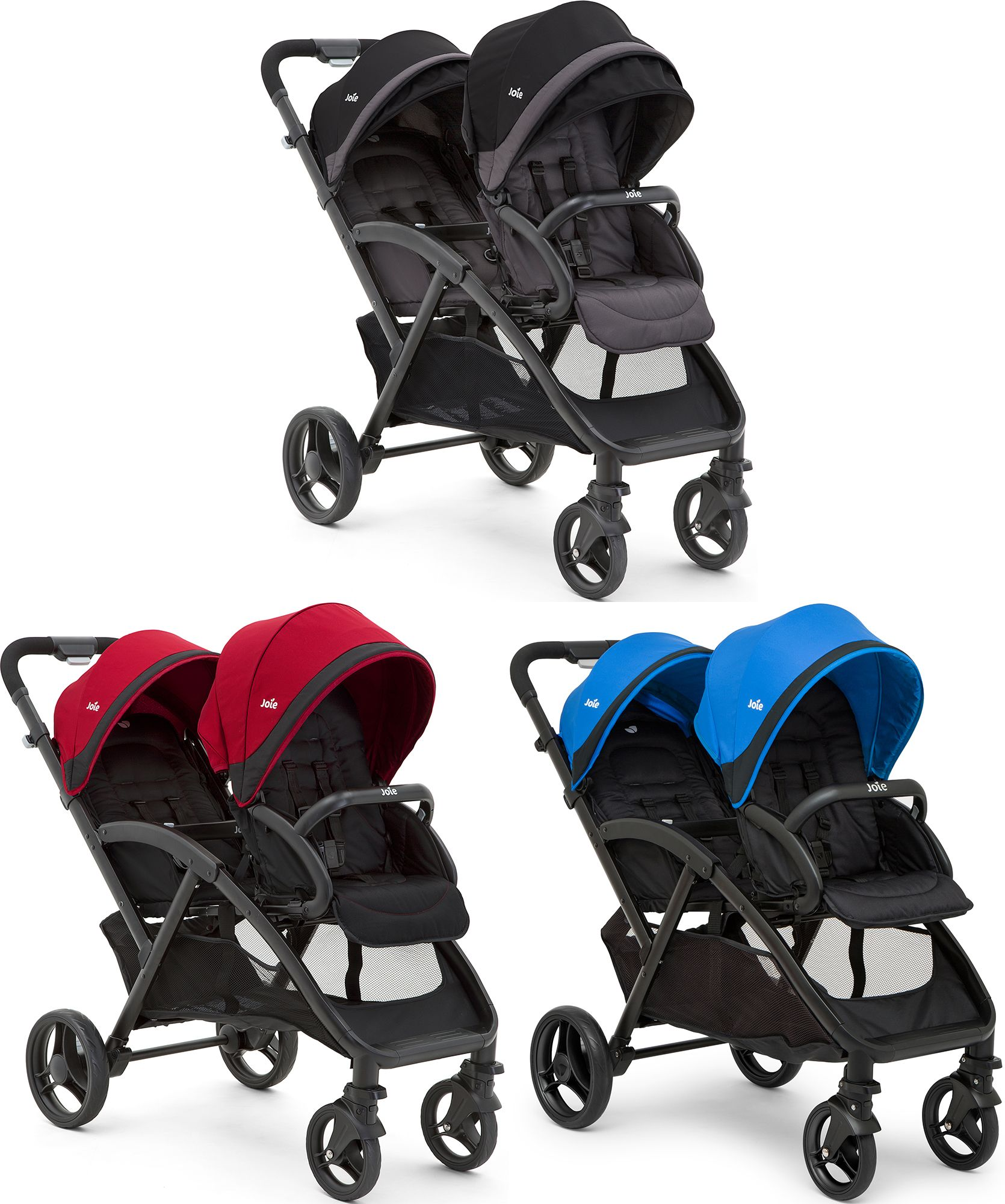 Buggy Joie Angebot Joie Evalite Duo Twin Stroller Double Buggy Pushchair Baby