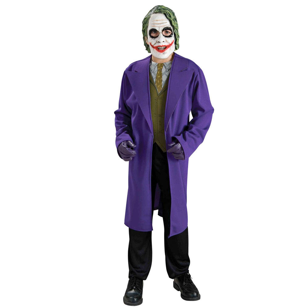 SaveEnlarge · The Joker The Dark Knight Heath Ledger Teen Boys Costume  sc 1 st  Meningrey & Joker Costume Boy - Meningrey