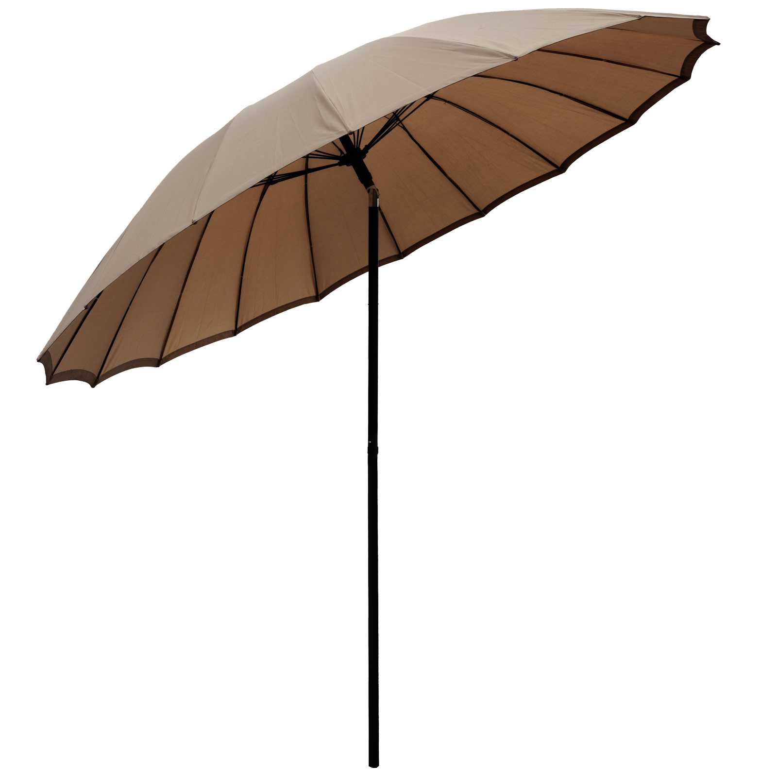 Parasol Shanghai New 2 5m Tilting Shanghai Parasol Umbrella Sun Shade For