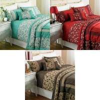 Autumn Leaves Duvet Cover Set | eBay