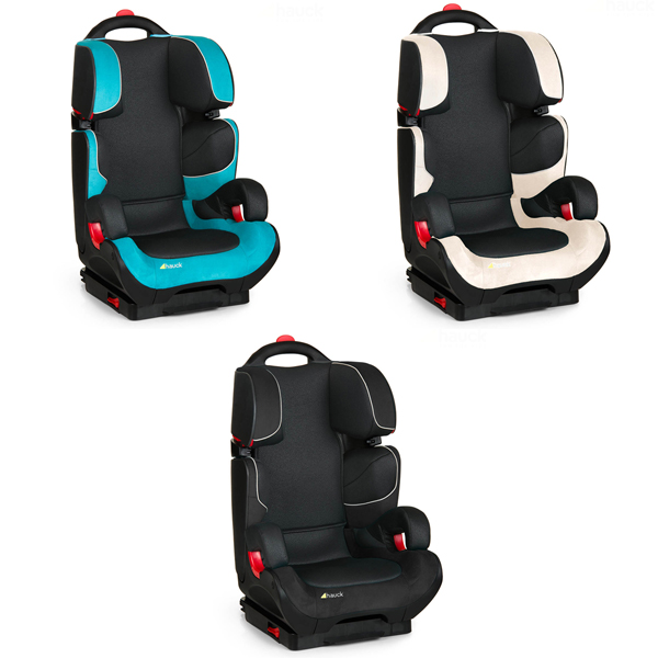 Isofix Connect Hauck Bodyguard Plus Isofix Connect Group 2/3 Car Seat | Ebay