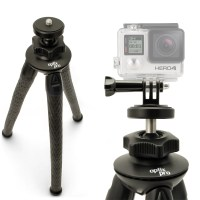 iGadgitz Large Ultra Flexible Tripod Stand with Holder ...