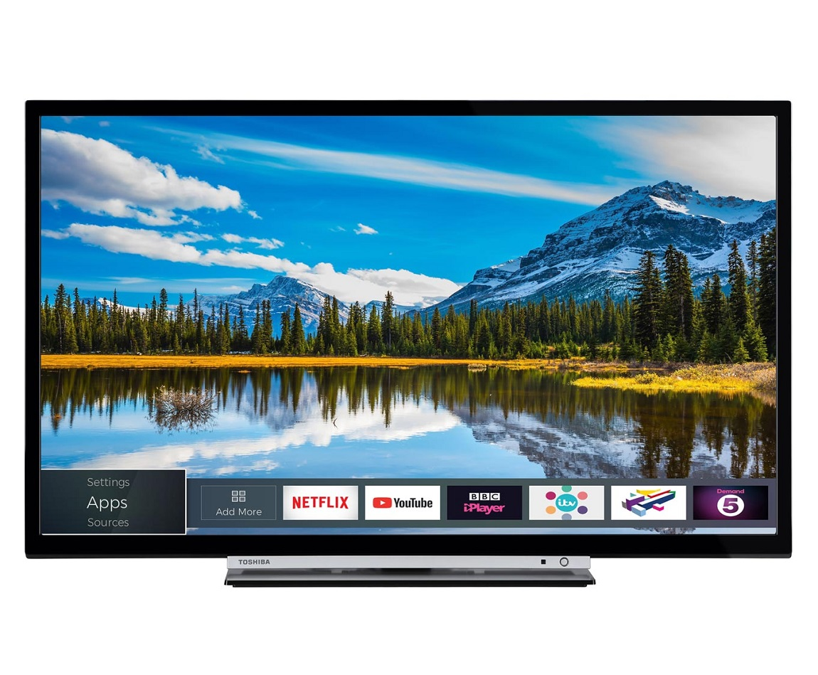 40 Inch Smart Tv Deals Toshiba 40l3863db 40 Inch Smart Full Hd Led Tv Freeview Play Alexa