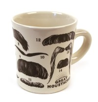 Great Mustaches Mug Mugs | eBay