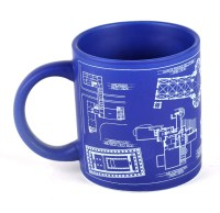 Great Architecture Mug | Pink Cat Shop