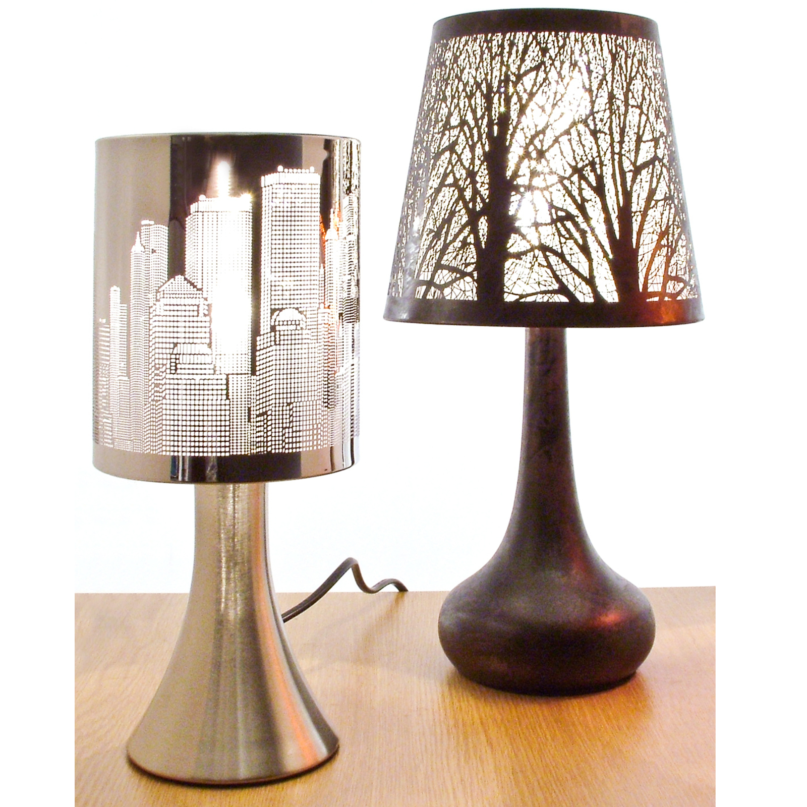 Bedside Lamp With Dimmer Switch Chrome Touch Lamp Dimmer Bedside Table Light New York City