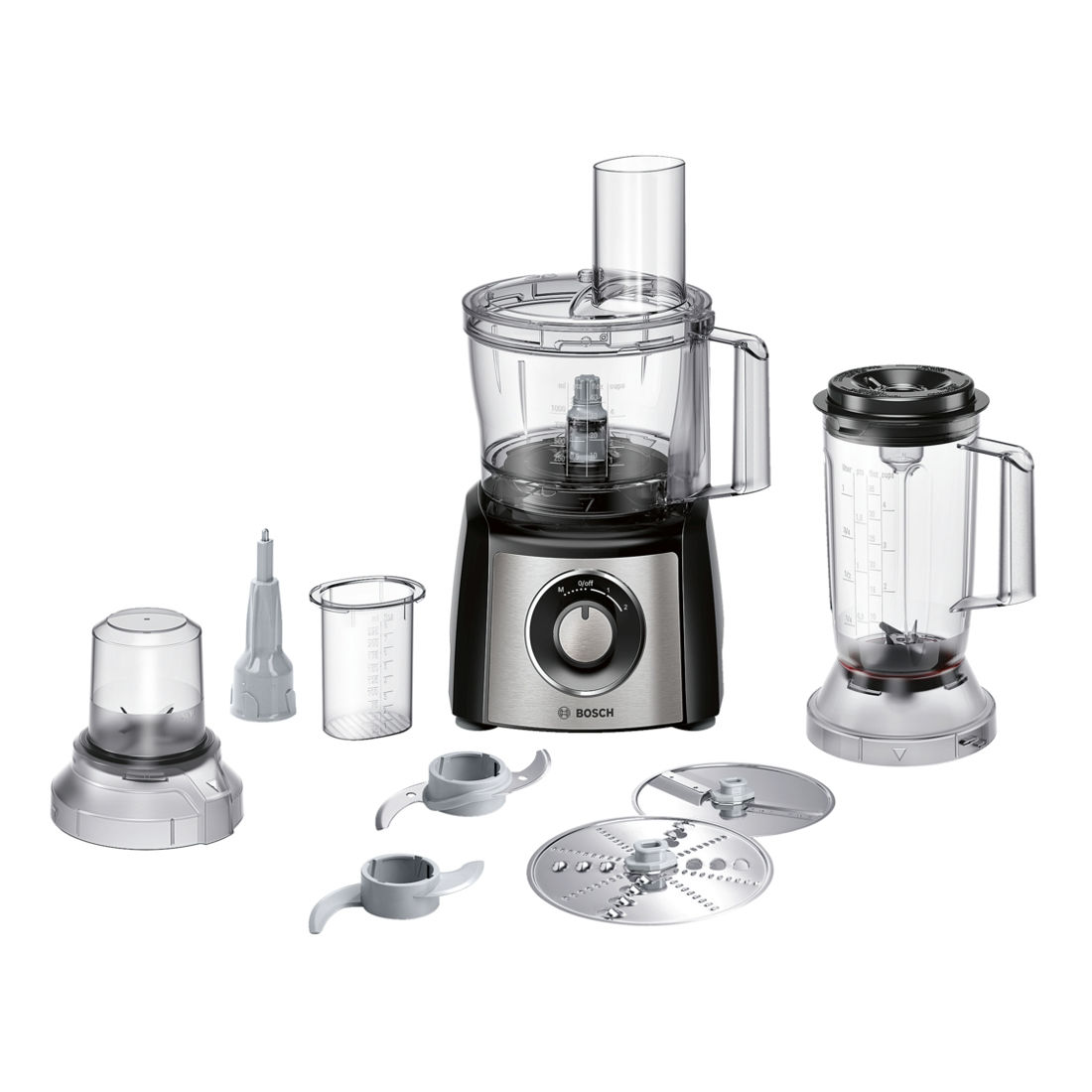 Lidl Küchenmaschine Bosch Bosch Mcm3501mgb Food Processor With 800w Motor And
