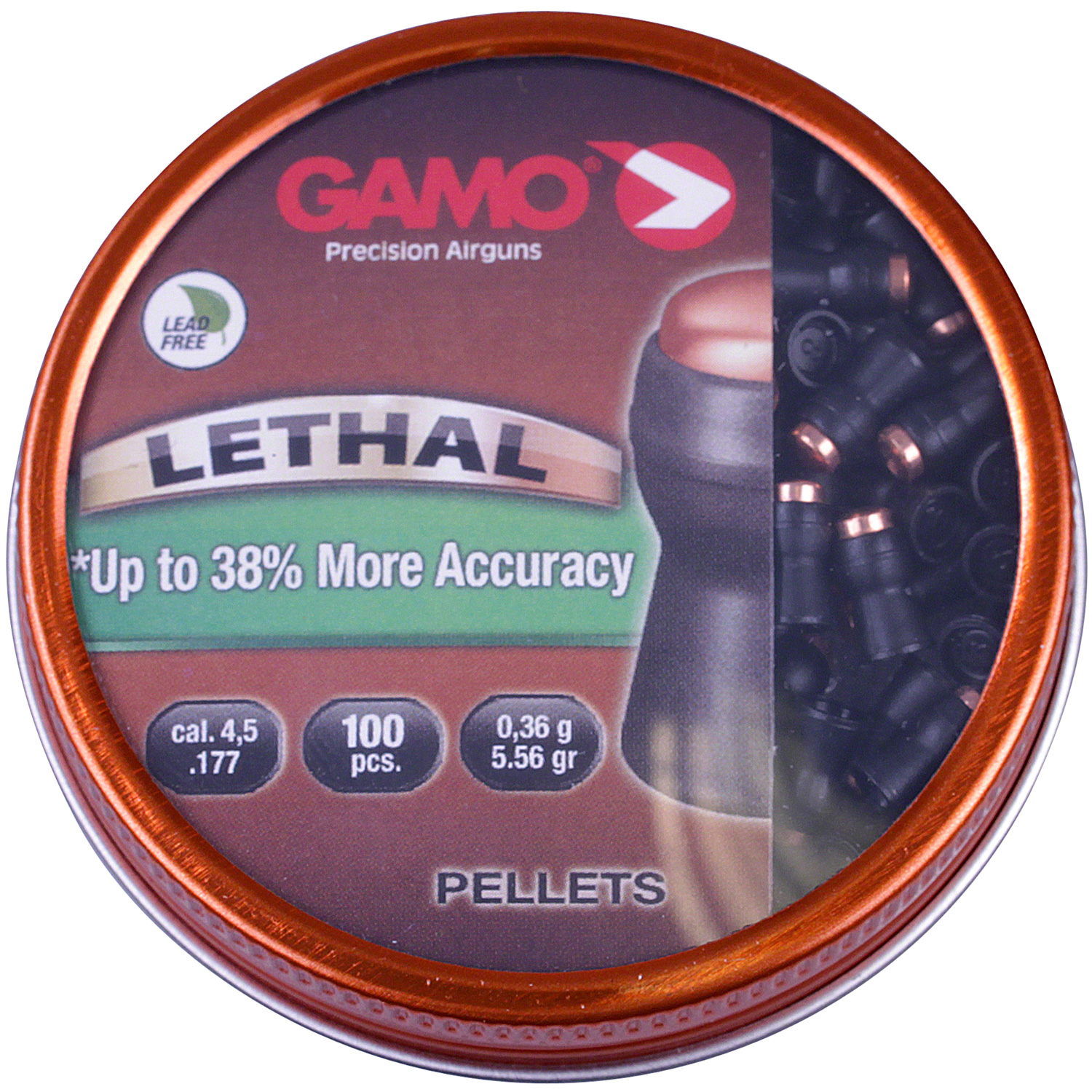 Pellet Kaminofen Verbrauch Pro Tag Gamo Lethal Pellets 177 Non Lead Airgun Air Riflle