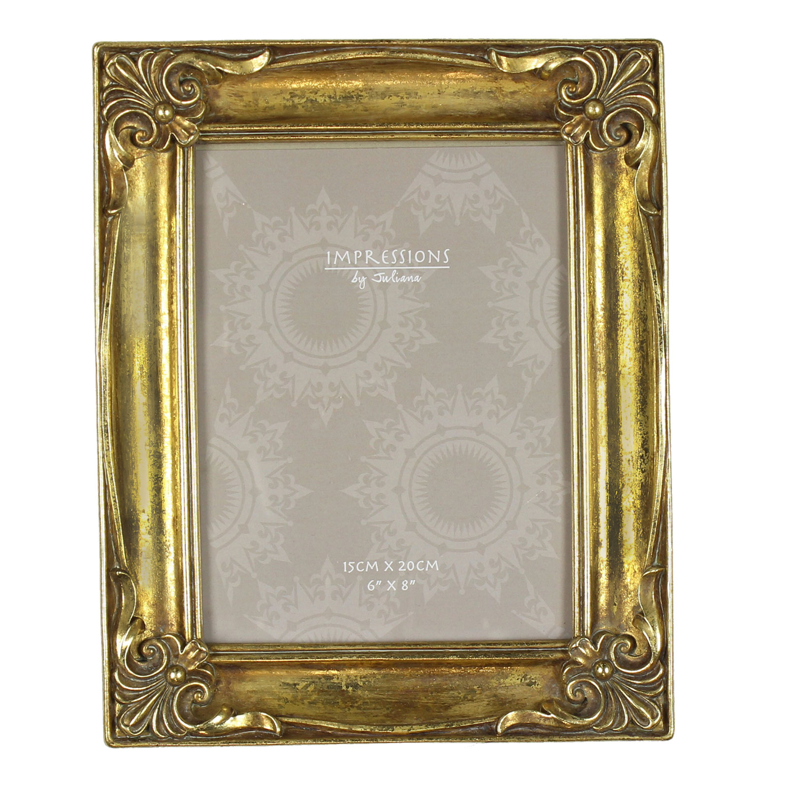 Style Vintage Deco Ornate Antique Vintage Art Deco Style Photo Frame Picture