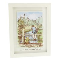 NEW Winnie The Pooh Wall Art Print Picture Poster Nursery ...