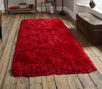 Super Soft Hand Tufted Shaggy Rug Polar 8.5cm Pile 100% ...