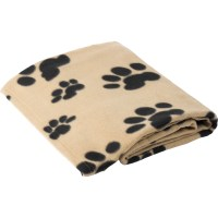 Pet Face Polar Fleece Dog Blanket Comforter Warm Soft ...