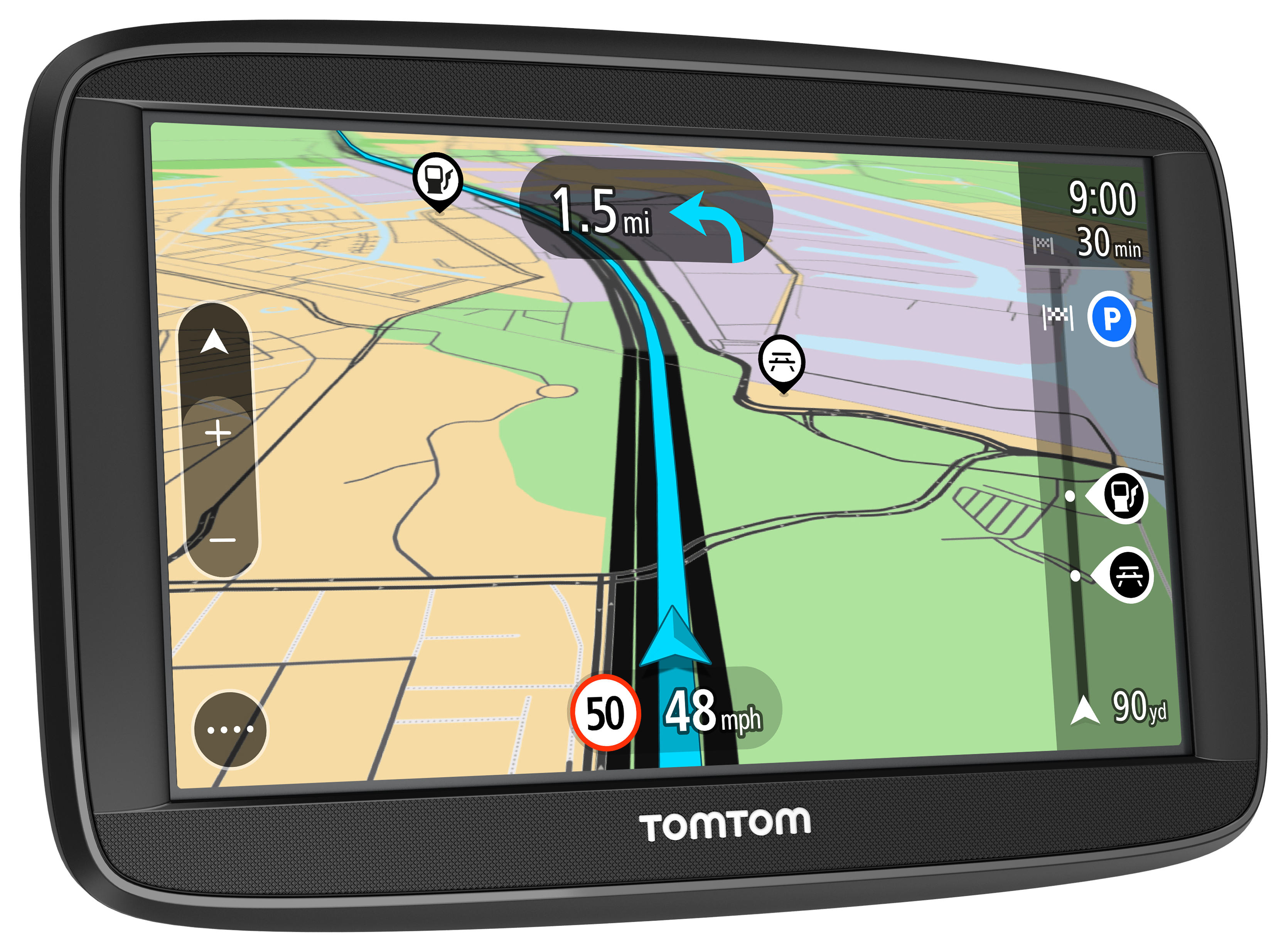 Best Free Sat Nav For Iphone Tomtom Start 52 5 Quot Gps Satnav Free Lifetime Uk And Western