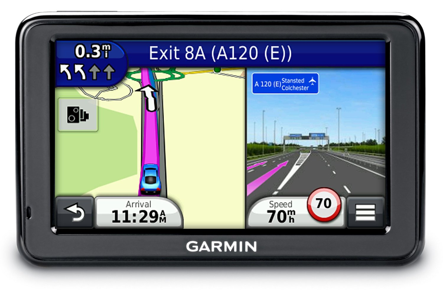 Best Free Sat Nav For Iphone Garmin Nuvi 2515 Gps Satnav 5 Quot Screen Bluetooth Handsfree