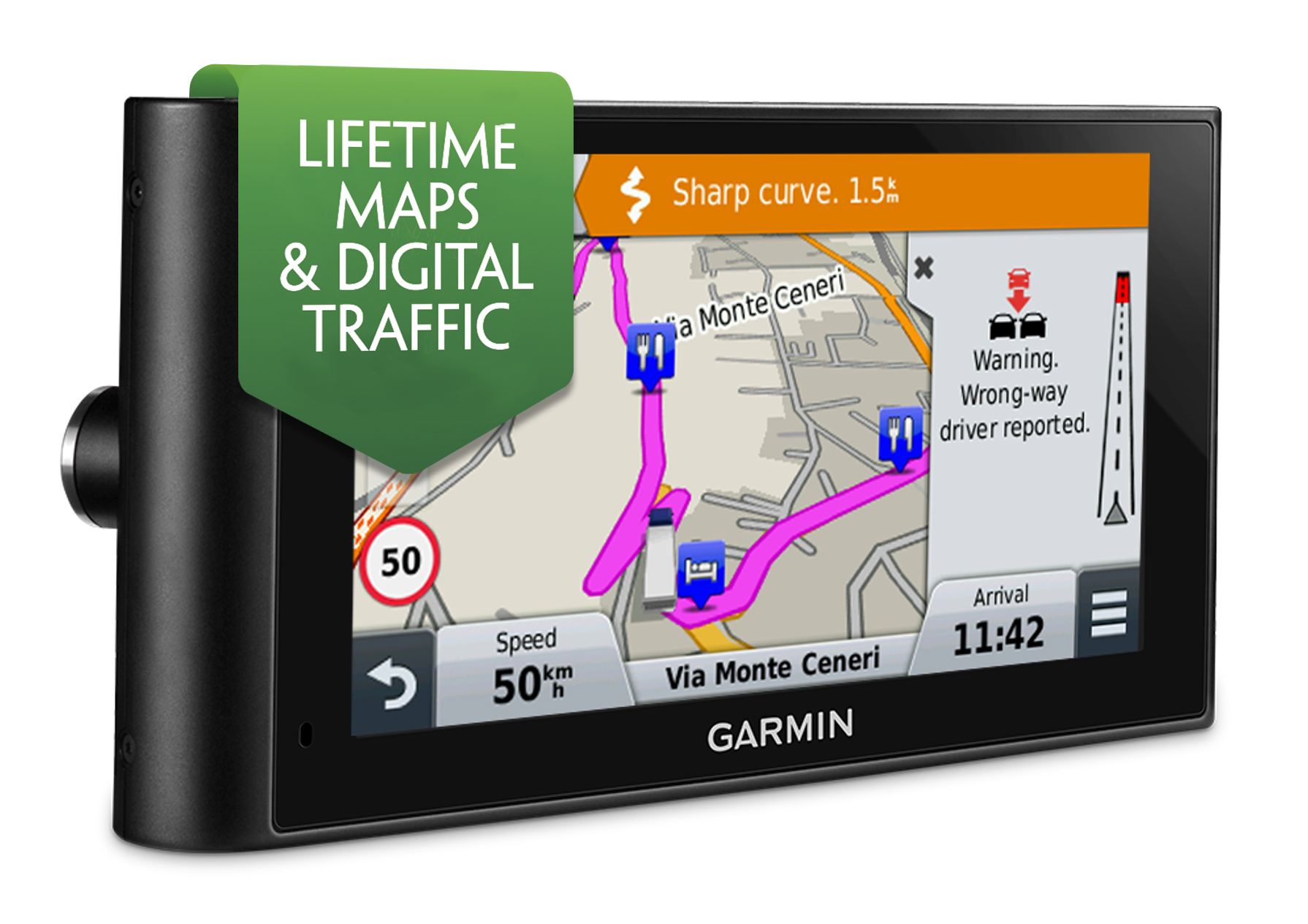 Best Free Sat Nav For Iphone Garmin Dezlcam Gps Truck Satnav Dash Cam Digital Traffic