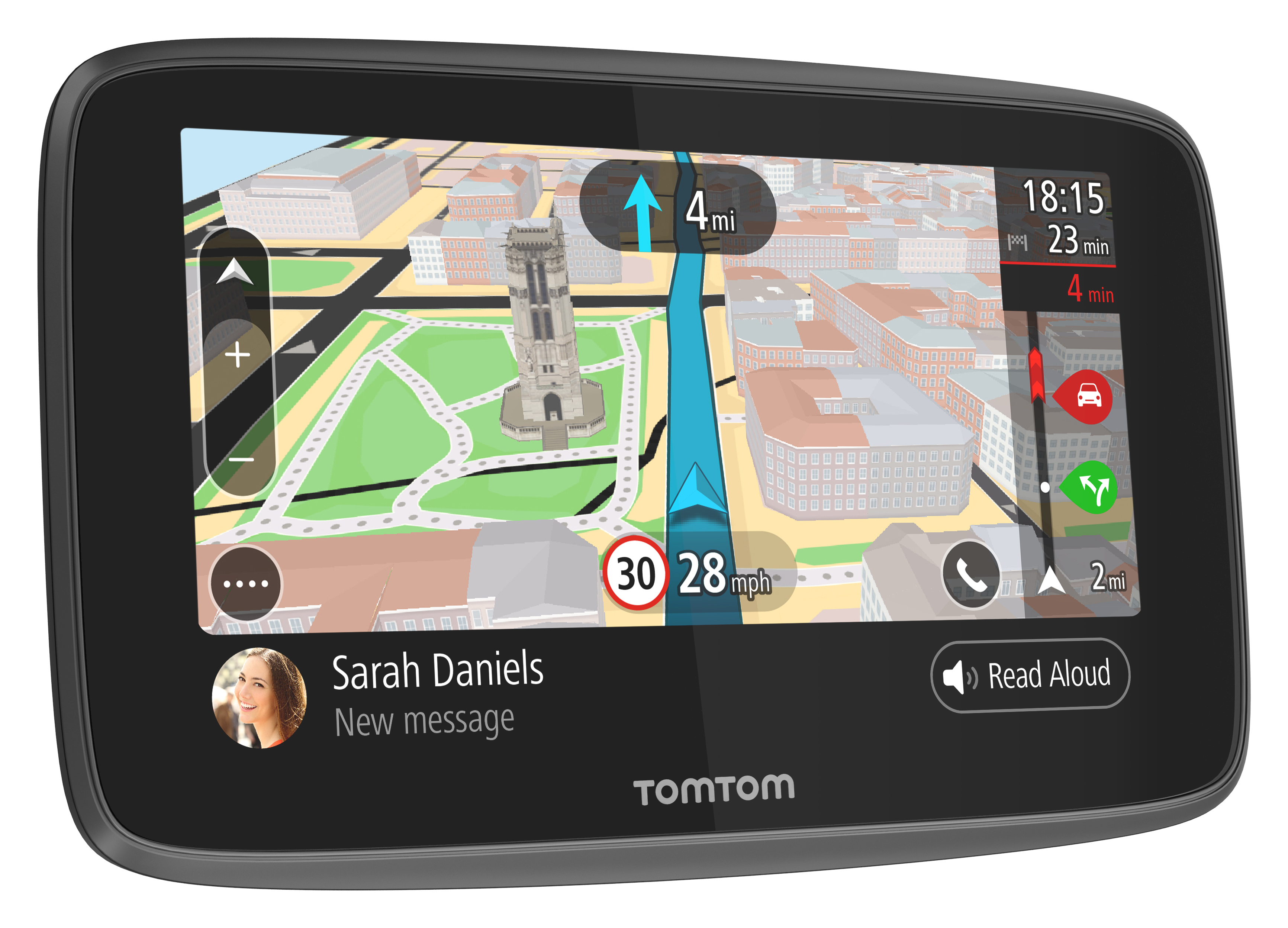 Best Free Sat Nav For Iphone New Tomtom Go 5200 Gps Sat Nav With Lifetime Traffic And Wi