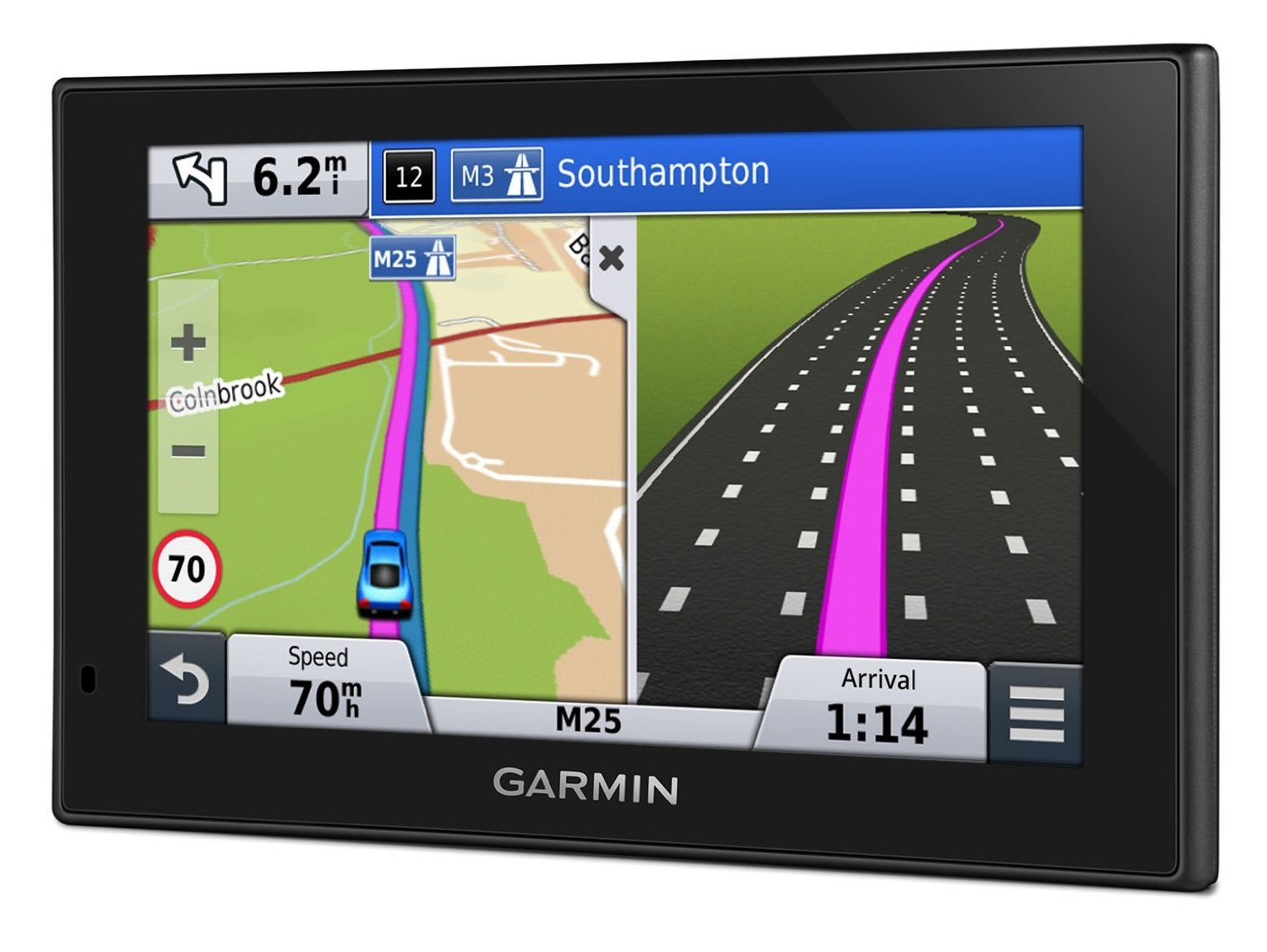 Best Free Sat Nav For Iphone Garmin Nuvi 2559lmt Gps Satnav North America Usa Canada Uk