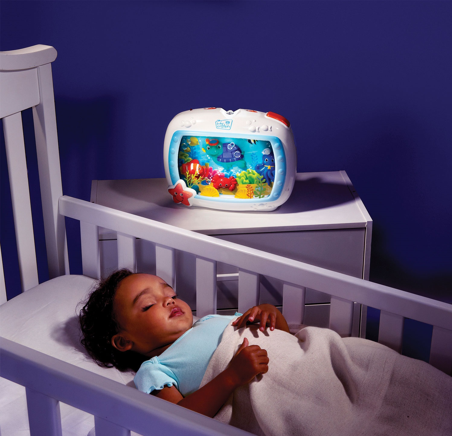 Glow Toys For Bedtime Baby Einstein Crib Sea Dream Soother Melodise Music