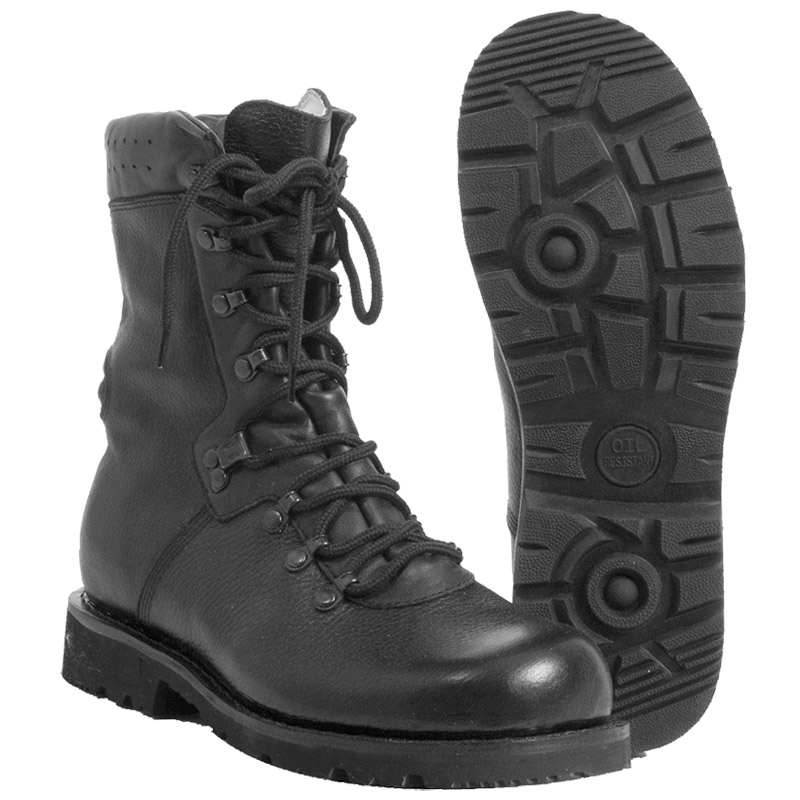 Mil Tec German Army Combat Boots Type 2000 Boots