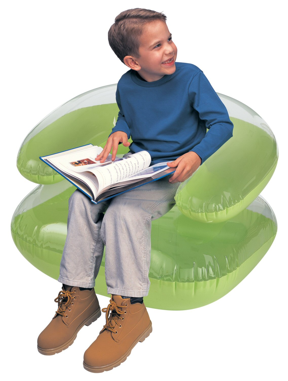Intex Children39s 39cozy Kidz39 Inflatable Chairs 3 Cols Ebay