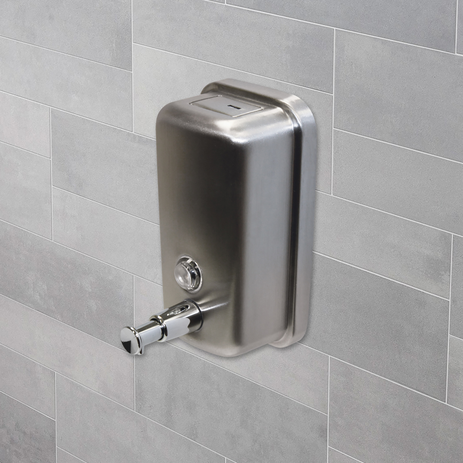 Restroom Soap Dispensers Bathroom Toilet Shower Soap Shampoo Dispenser Pump