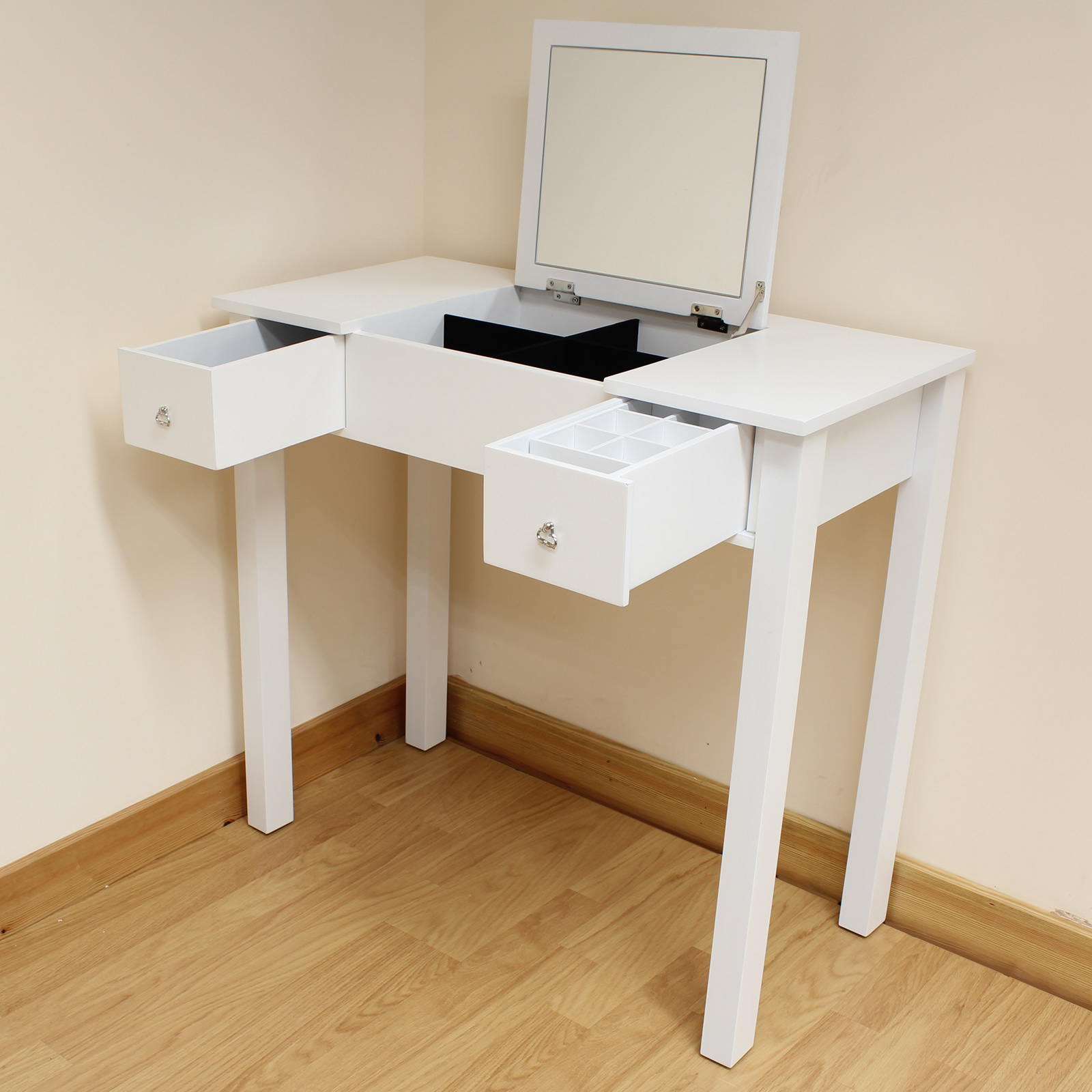 Bedroom Vanity Makeup Table White Dressing Room Bedroom Vanity Make Up Table Desk