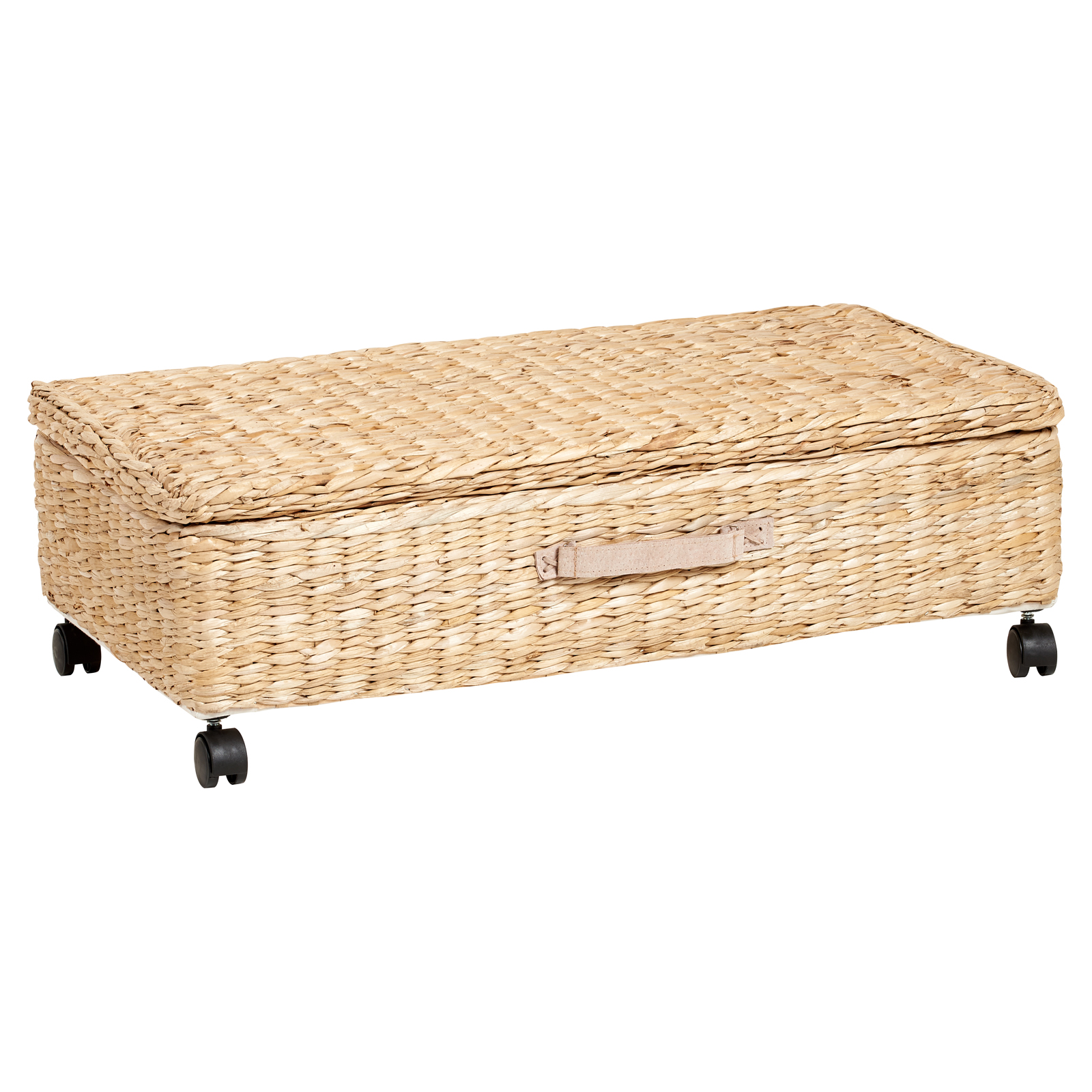 Rangement Sous Lit Pinterest Details About Large Under Bed Storage Box Trunk Wheeled Underbed Shoe Bedding Blanket Chest